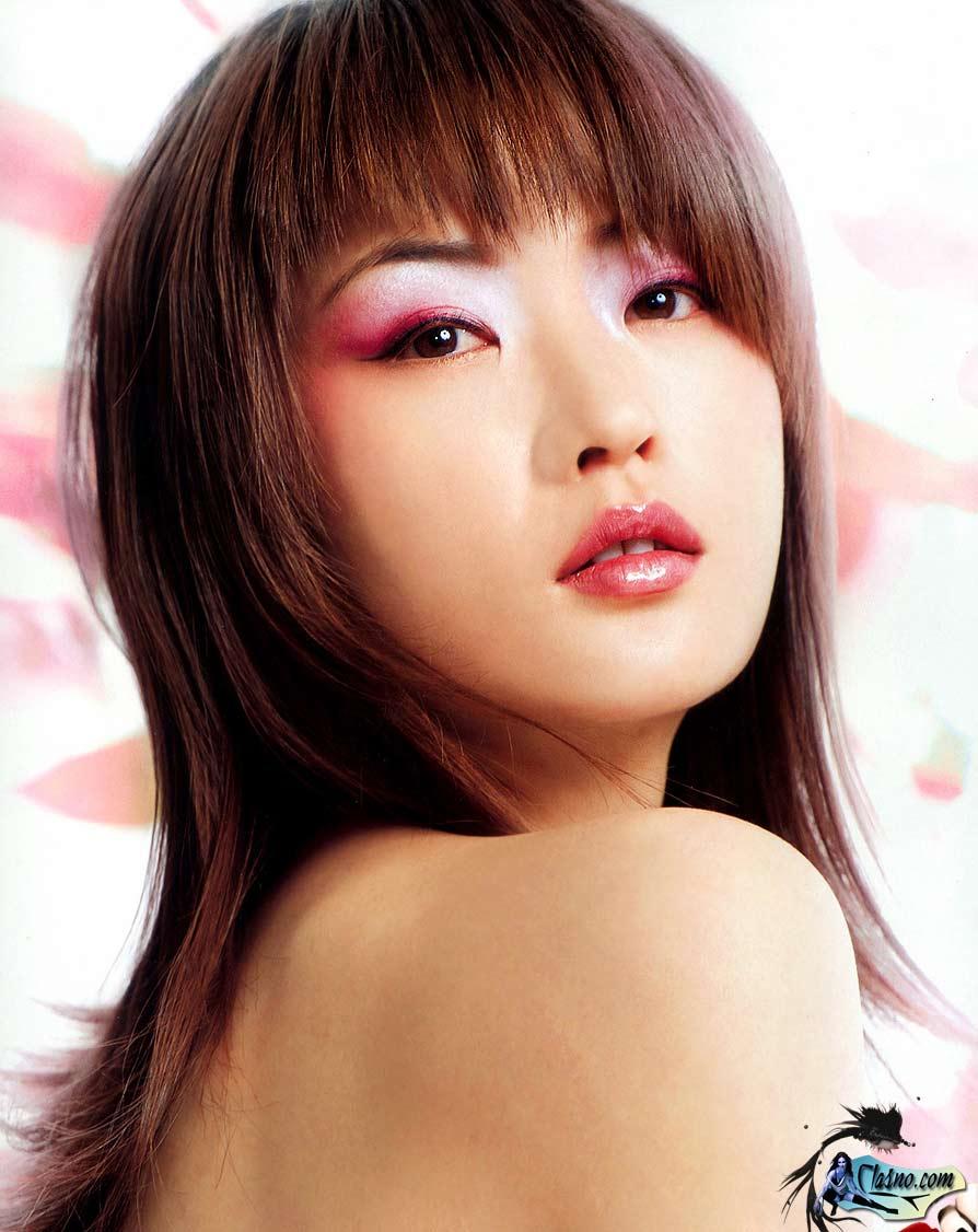 Китайская девушка фотография